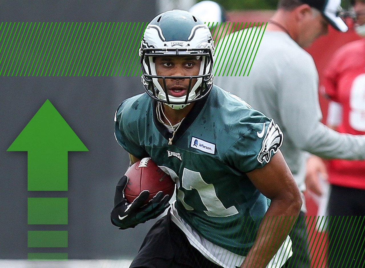 Matthews is the latest in this year's crop of rookie receivers to stand out in the preseason. His nine-catch, 104-yard performance against the Patriots could signal that the young man from Vanderbilt is ready to challenge Jeremy Maclin and Riley Cooper for targets this season in Chip Kelly's wide-open offense.