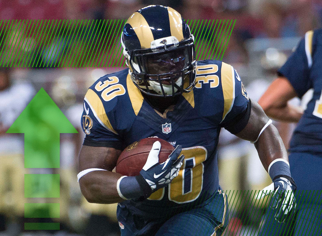 In 2013, Stacy became a fantasy football star through circumstance. Circumstance has once again reared its ugly head. With Sam Bradford out for the season with a torn ACL, the Rams could be forced to lean more heavily on their young running back. Stacy picked up 250 carries in 12 starts last season. That number could get closer to 300 in 2014.