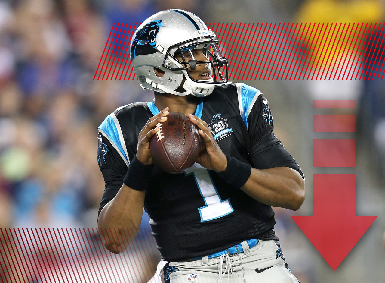 "<p>Newton is working his way back from a rib injury and offseason ankle surgery, and although he took all of his usual reps in practice on Friday, head coach Ron Rivera called Cam a ""game-time decision."" While yes, that means he could play, it's not exactly a ringing endorsement for Ace Boogie's health. Monitor Newton's situation closely leading up to game time, and make sure you have a capable backup (Carson Palmer could be great in a spot start).</p>"