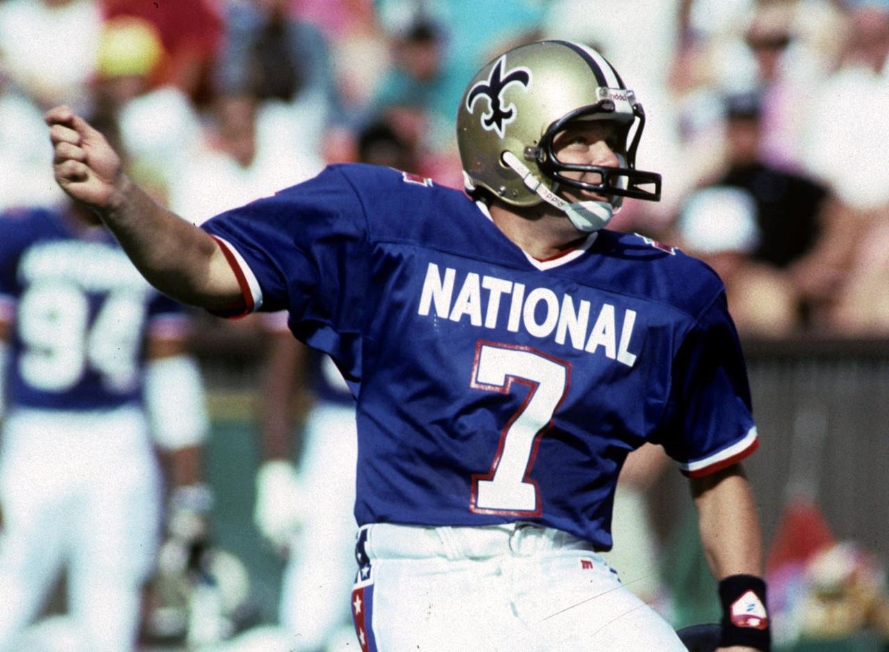If another kicker is getting into the Hall soon, this is the guy. Andersen is the NFL's all-time leading scorer. He also hit a clutch shot from 38 yards out to win the 1998 NFC Championship Game for the Atlanta Falcons.