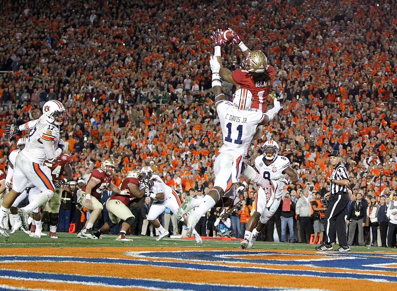 2017 05 kickoff time for national championship game - 2014 Bcs National Championship Game Fsu Vs Auburn