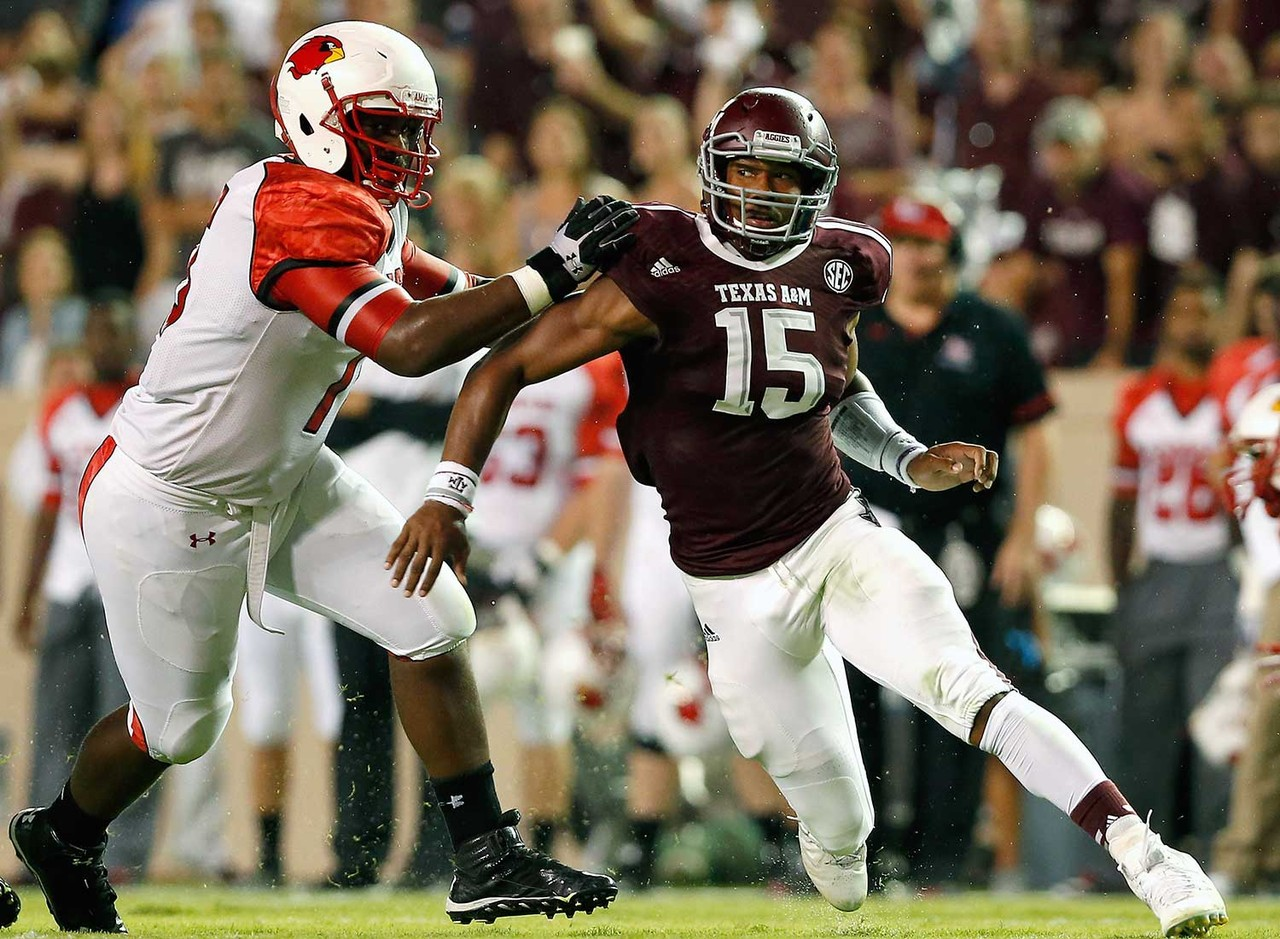 15 For 15 Best Defensive Players In College Football Nfl Com
