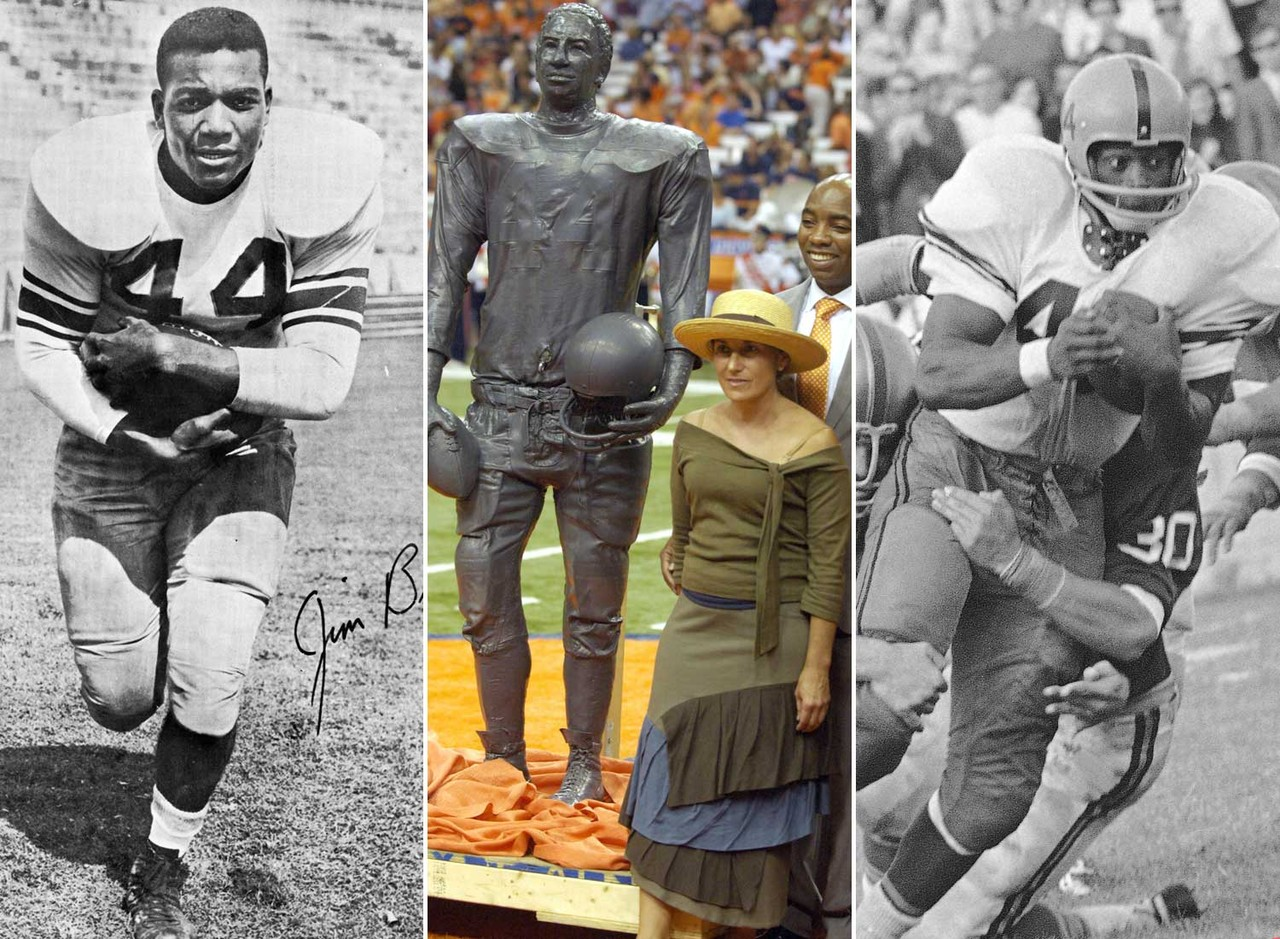 ernie davis essay Along with a formal application and essay, students are asked either to develop a project to spread the word about ernie davis's legacy or to volunteer for 44 hours while spreading the word learn about past projects, or contact a scholarship committee member with your questions.