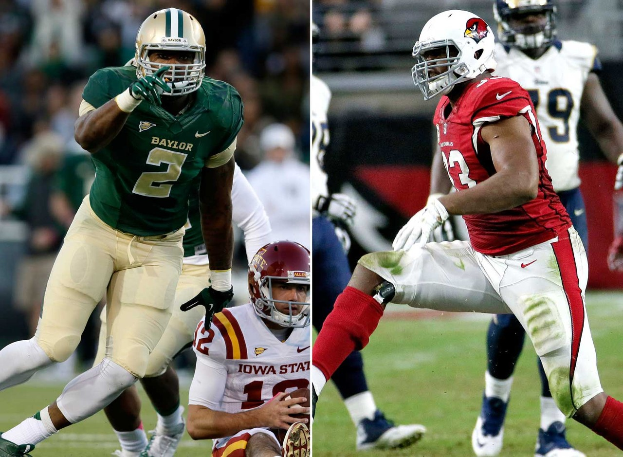 Top 10 NFL ps for college football seniors