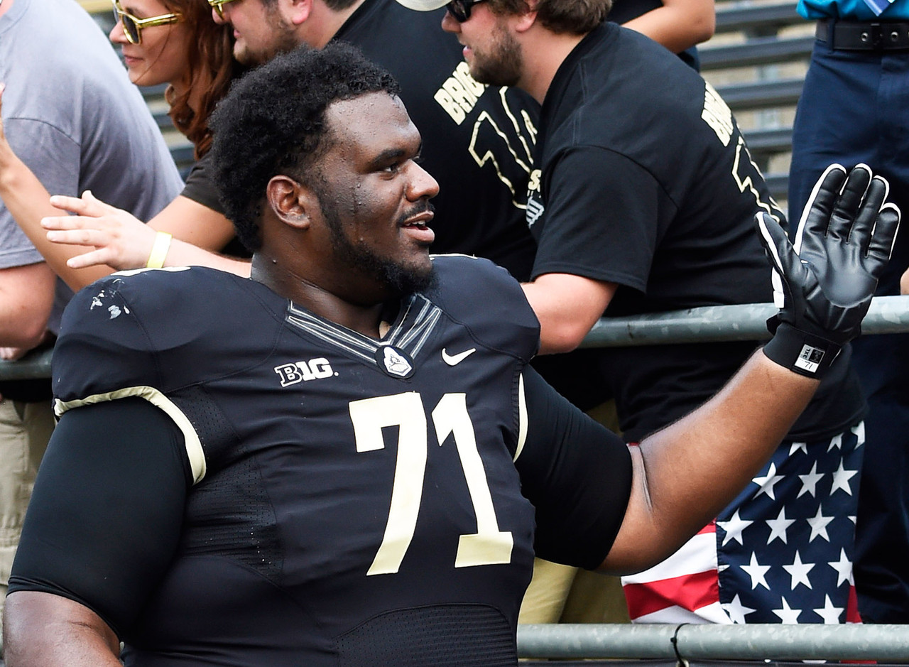 <b>Size</b>: 6-8, 420 <br><b>Buzz</b>: Clements came to Purdue from Arizona Mesa Community College, but didn't make a start in his first season in the Boilermakers program last year. Purdue returns all five starters from last year's offensive line for 2015, so while Clements is big, his role probably won't be.