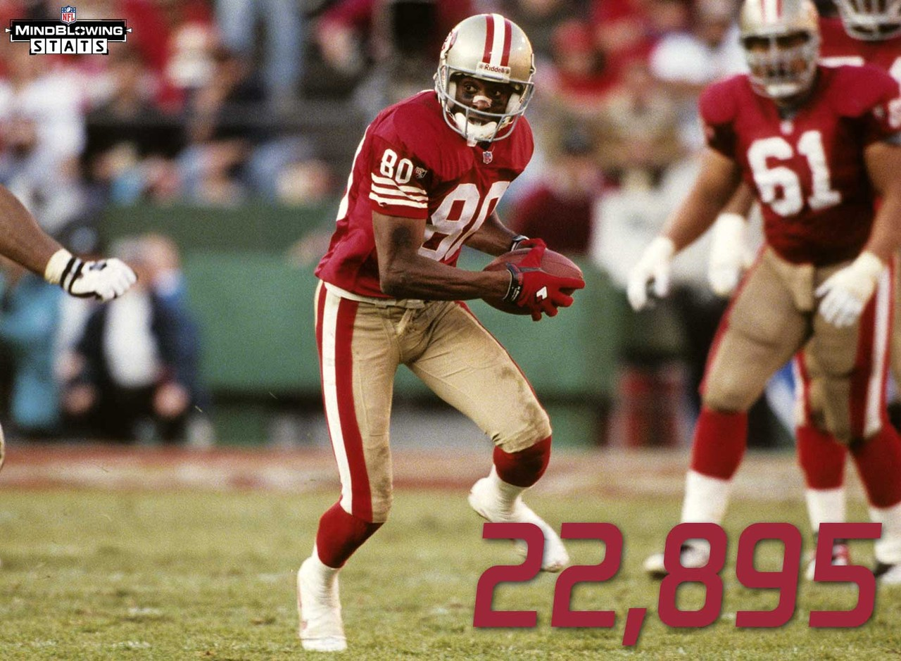 22da372e5ea Mind-blowing stats for the San Francisco 49ers