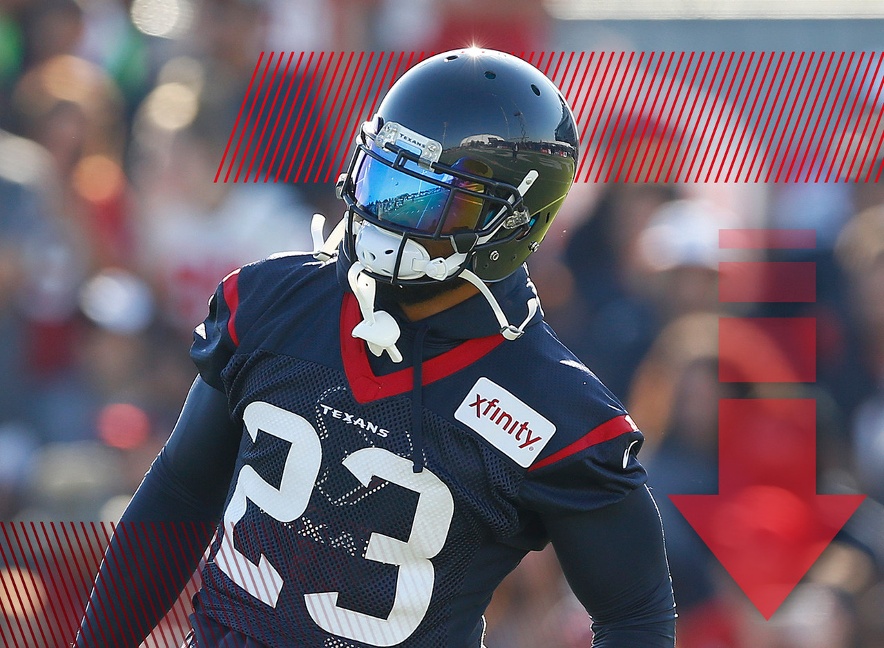 """<p>It goes without saying, but having one of the NFL's best running backs <a href=""""http://www.nfl.com/news/story/0ap3000000506386/article/arian-foster-injures-groin-set-to-undergo-surgery"""" target=""""_blank"""">potentially off the field</a> for the first half of the season is going to have a pretty negative impact on that player's fantasy draft value. Just because Foster is out of the mix for a while, don't assume that the Texans are just going to hand the starting job to Alfred Blue or Chris Polk. Keep an eye on what's going on in Houston before deciding on a Texans rusher.</p>"""