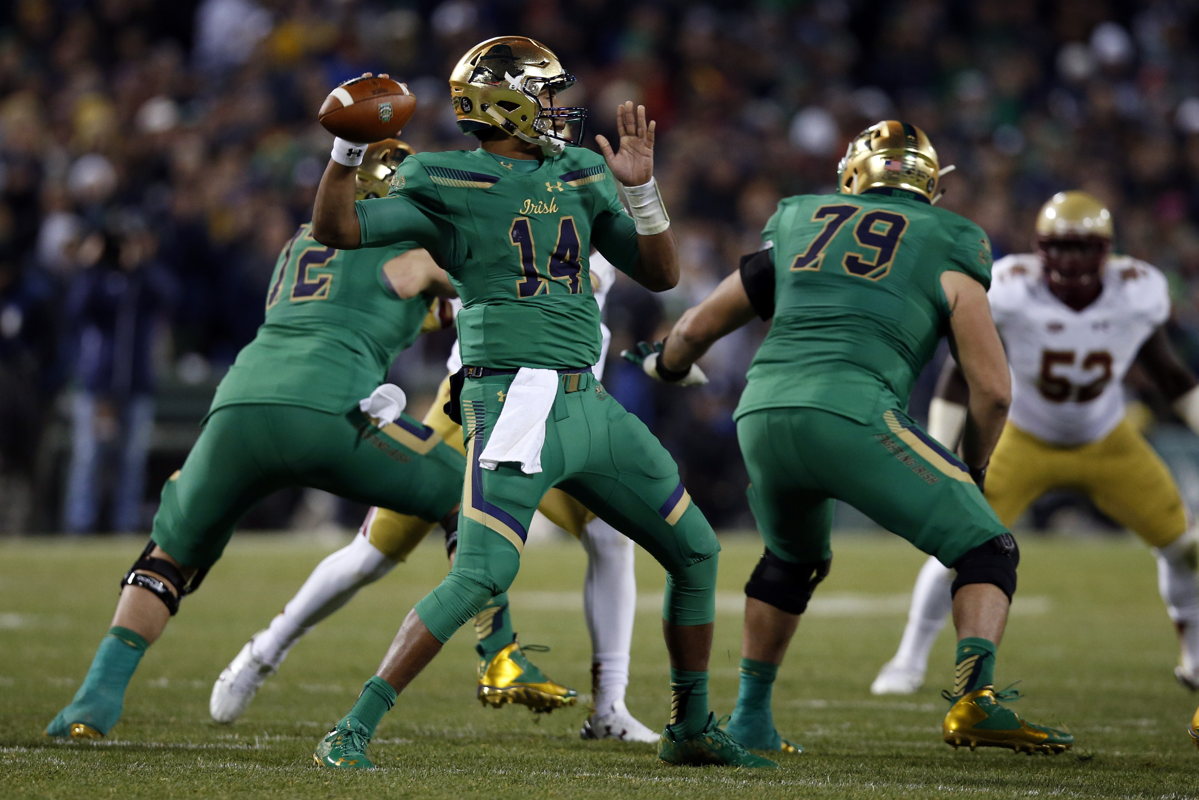 College Football Playoff rankings shaken up again  27d39f98b