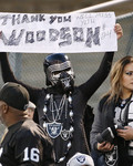 NFL fans celebrate the Force