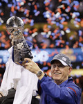Tom Coughlin through the years