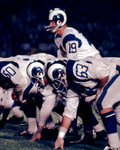 Los Angeles Rams through the years