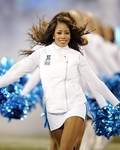 2015 NFL cheerleaders: Best of Championship Sunday
