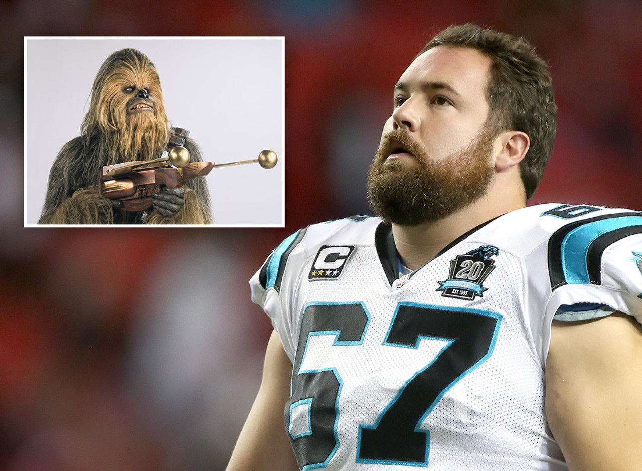 Star Wars connections in the NFL universe