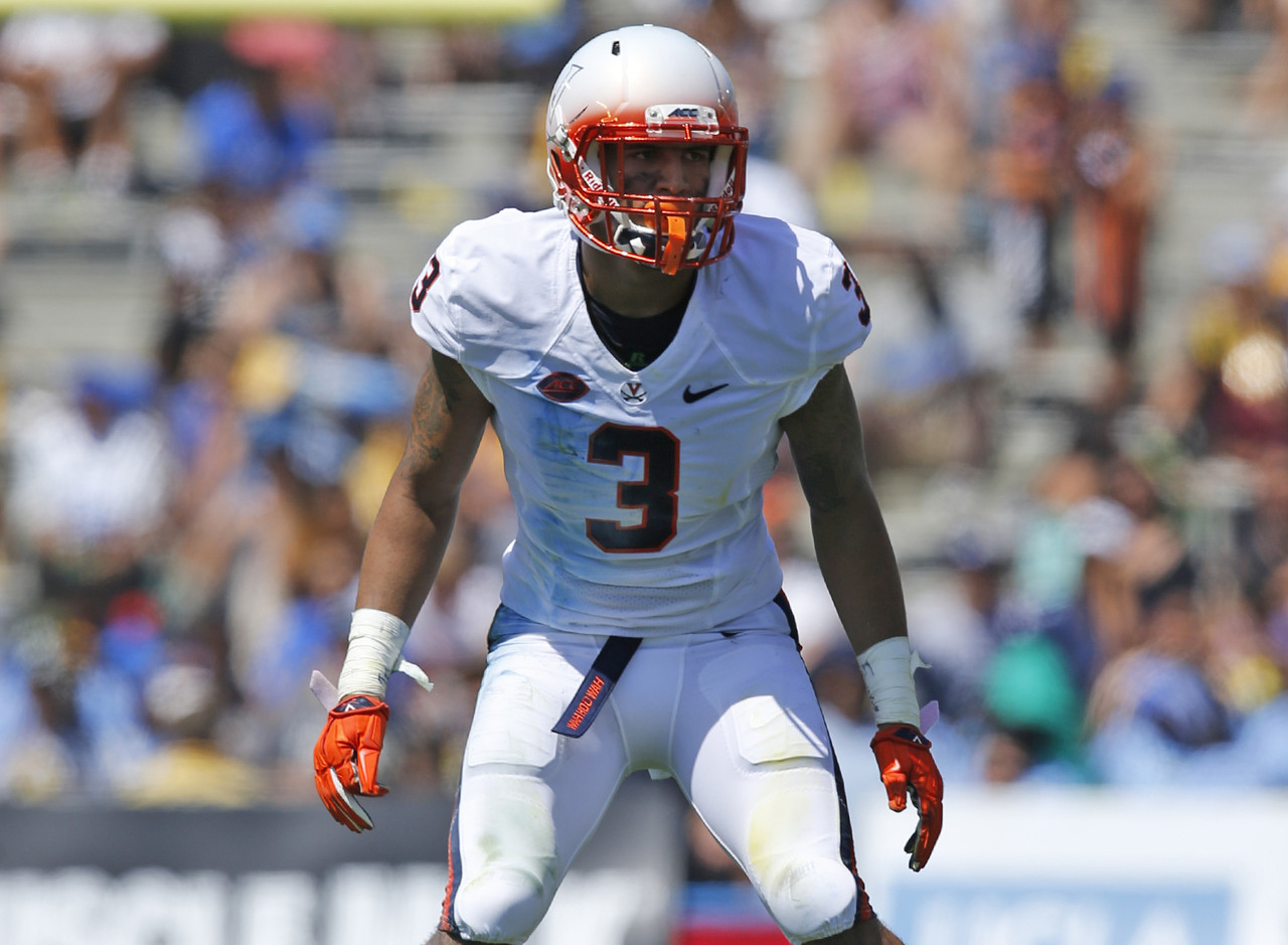 <b>Class (size):</b> Junior (6-foot-2, 205 pounds) <br><br>How's this for being around the ball: Blanding posted 123 tackles as a freshman in 2014 and 115 last year, ranking as the No. 2 tackler in the entire ACC for both seasons. The first-team All-ACC pick is all over the field in run support as a free safety. This year, he'll be looking to show production in coverage after managing one interception and three pass breakups last year, but the talent to do so unquestionably is there.