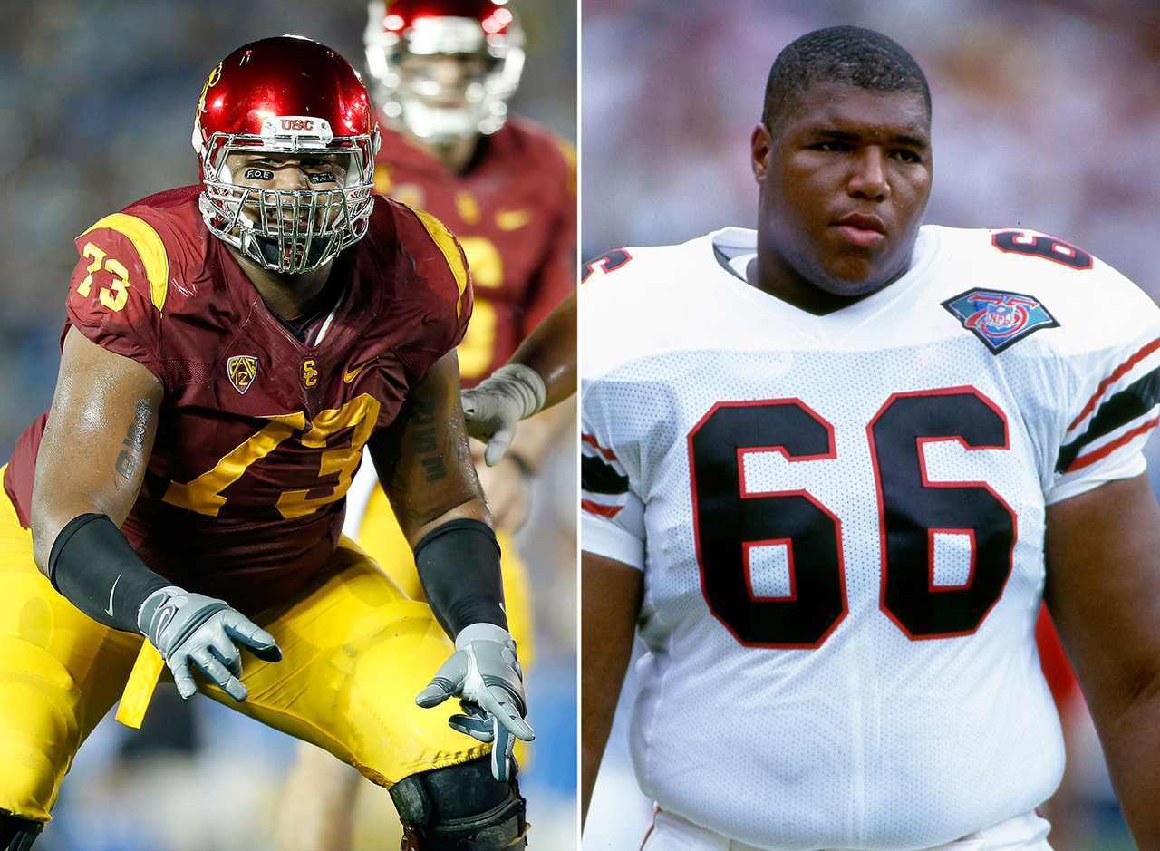 All Nfl Football Players: College Football Players With NFL Fathers