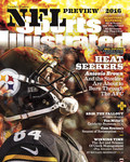 NFL players on the cover