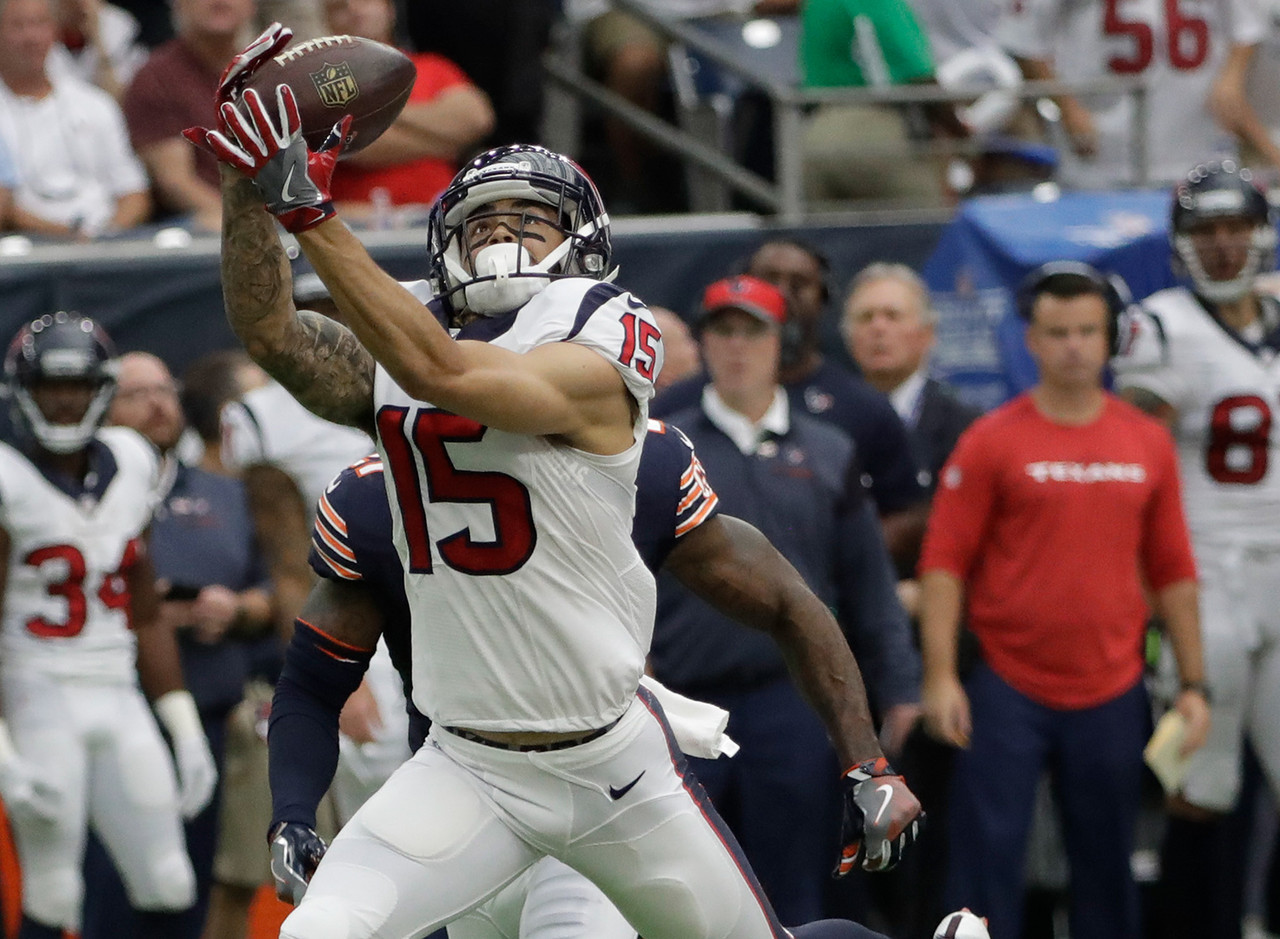 Will Fuller, WR, Houston Texans (9.1 percent owned)