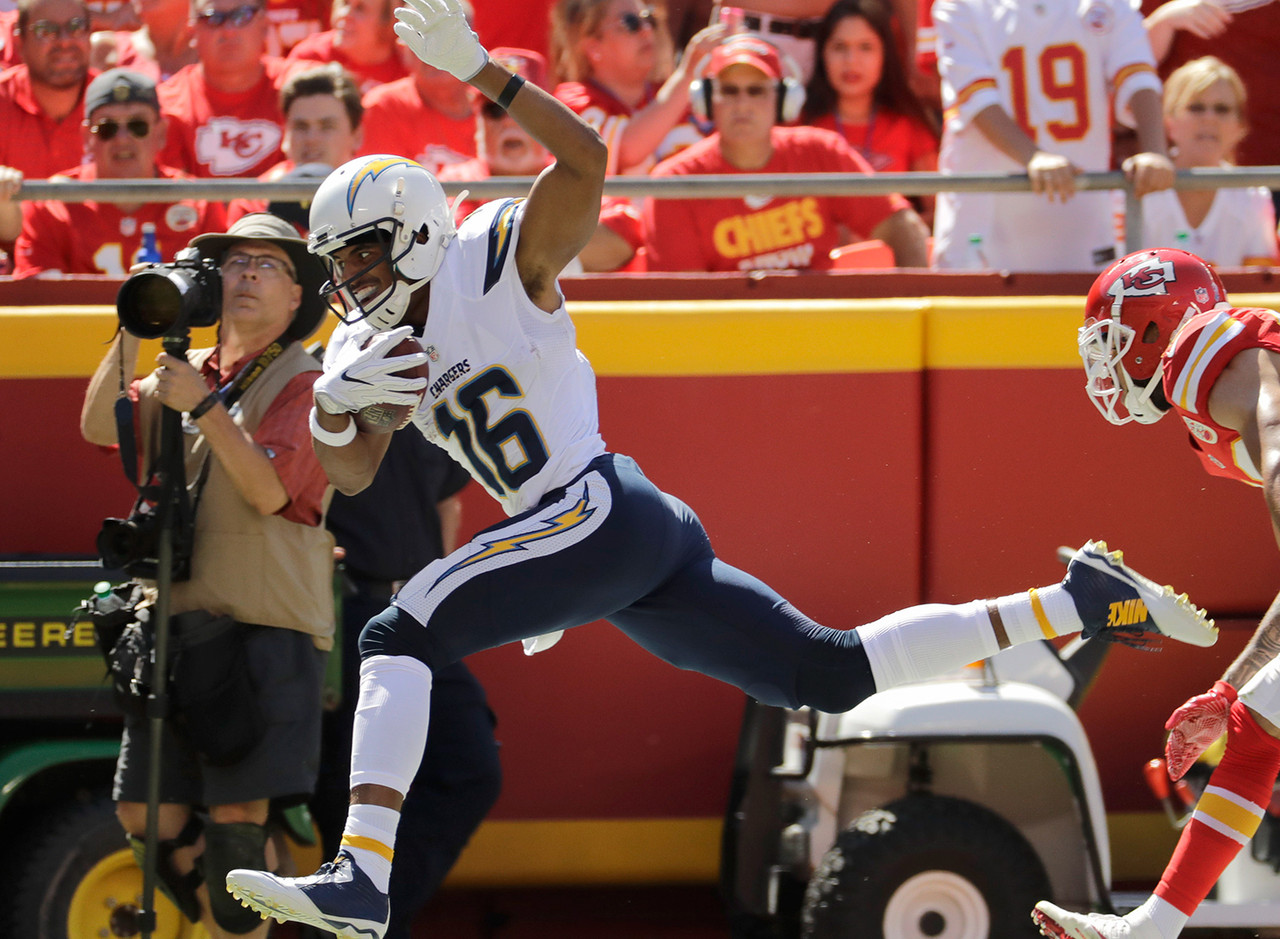 Tyrell Williams, WR, San Diego Chargers (0.1 percent owned)