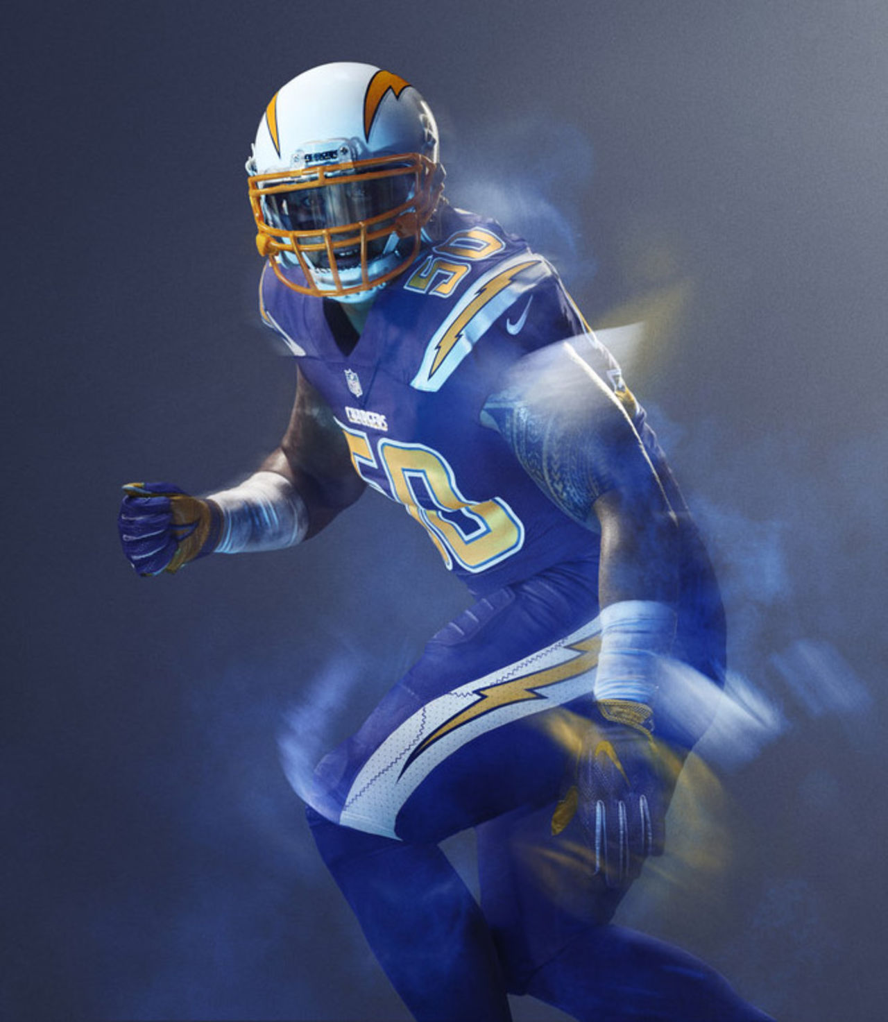 colour rush jerseys nfl