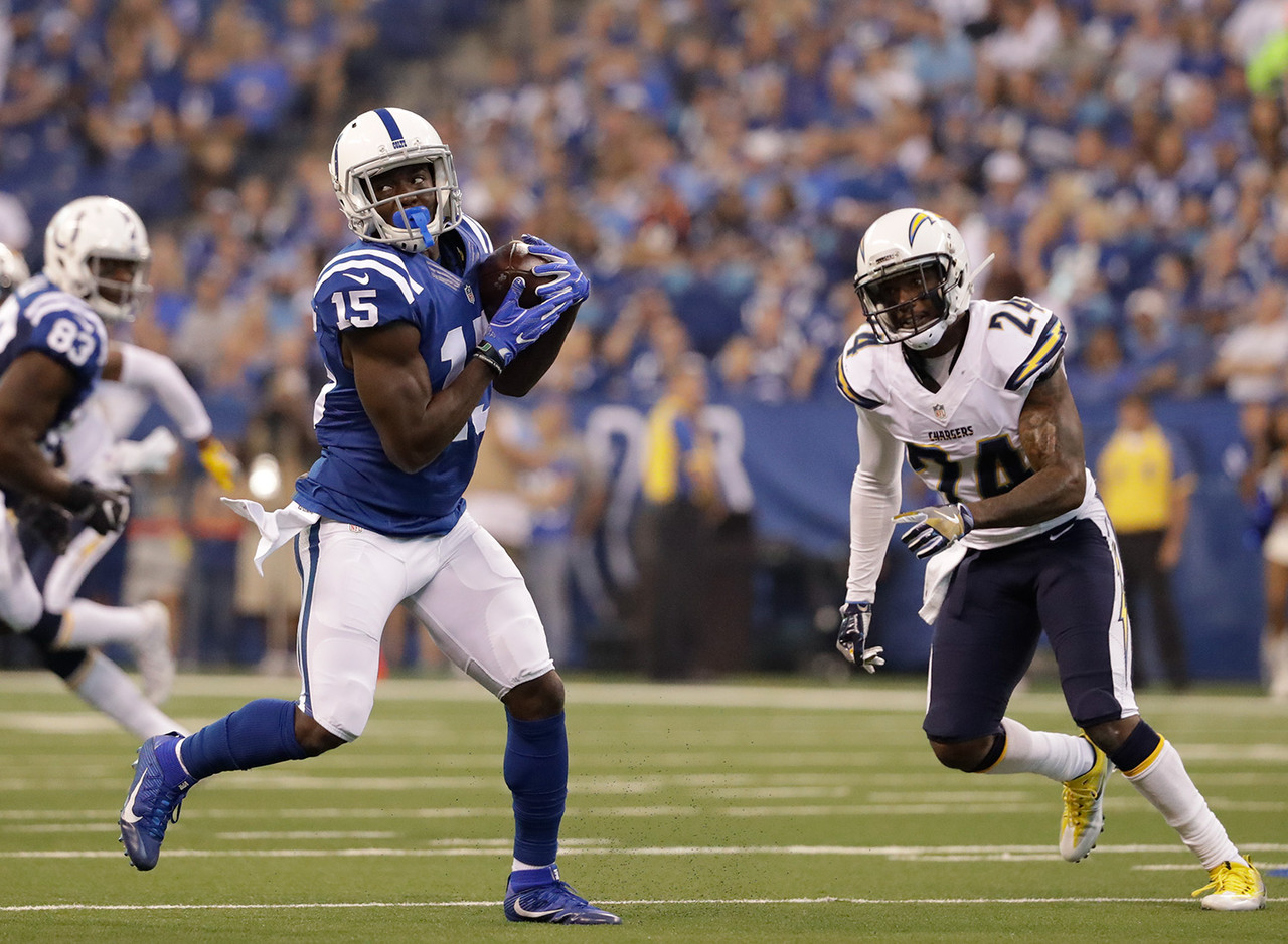 Phillip Dorsett, WR, Indianapolis Colts - 5.7 percent owned