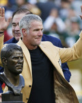 Brett Favre through the years