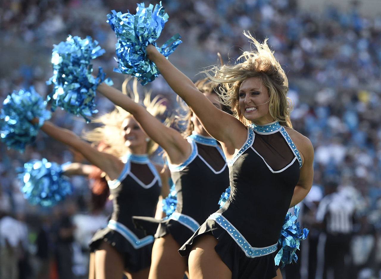 Best of 2016 week 8 cheerleaders nfl com