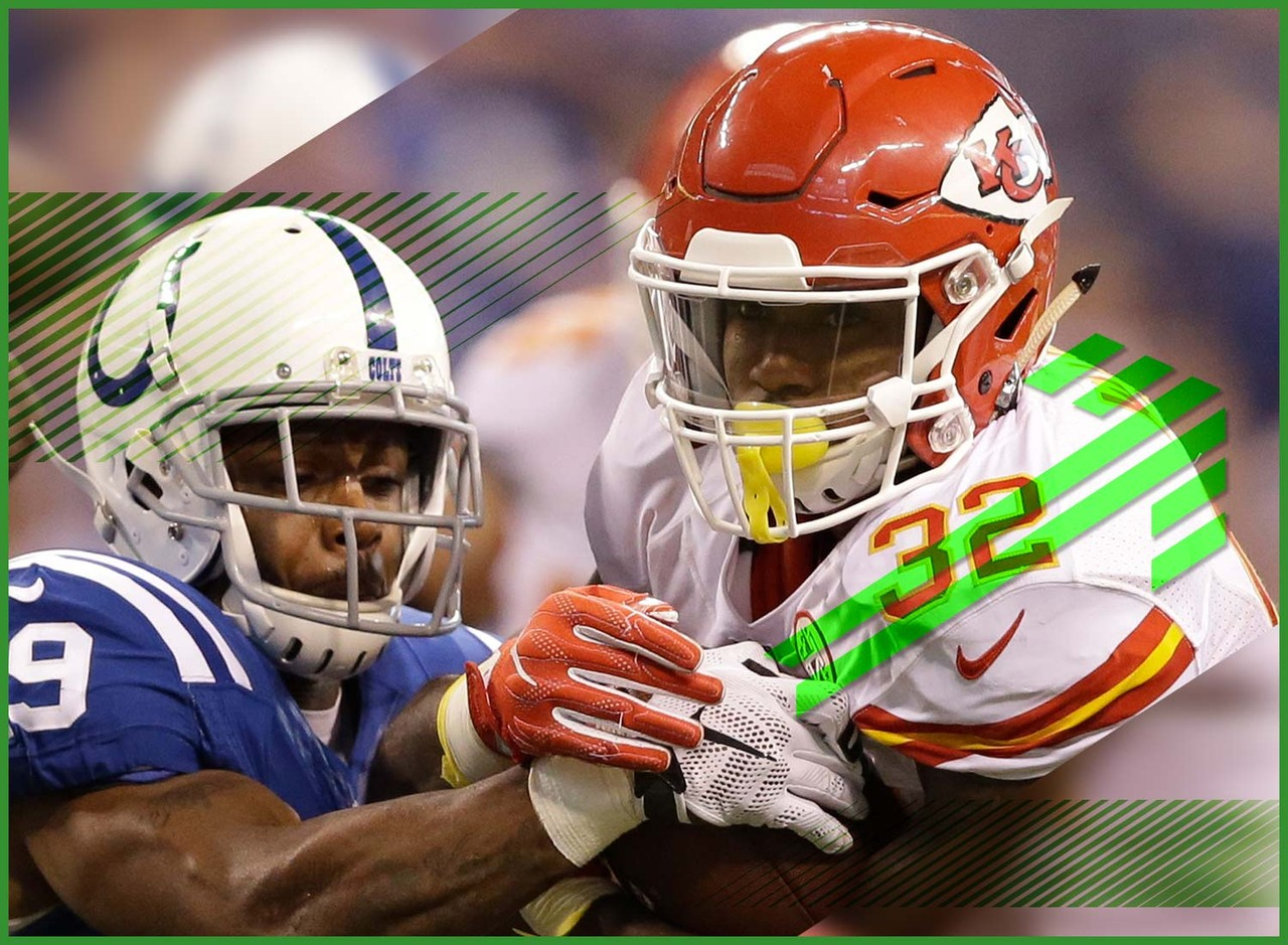 After Charcandrick West disappointed last week, plenty of fantasy managers have to be excited to see Ware out of the concussion protocol and potentially ready to roll this week against the Panthers. That's the good news. The bad news is that Carolina hasn't offered much hospitality to running backs this season, allowing just one 100-yard rusher. Ware's best bet to succeed this week will have to be as a receiver.