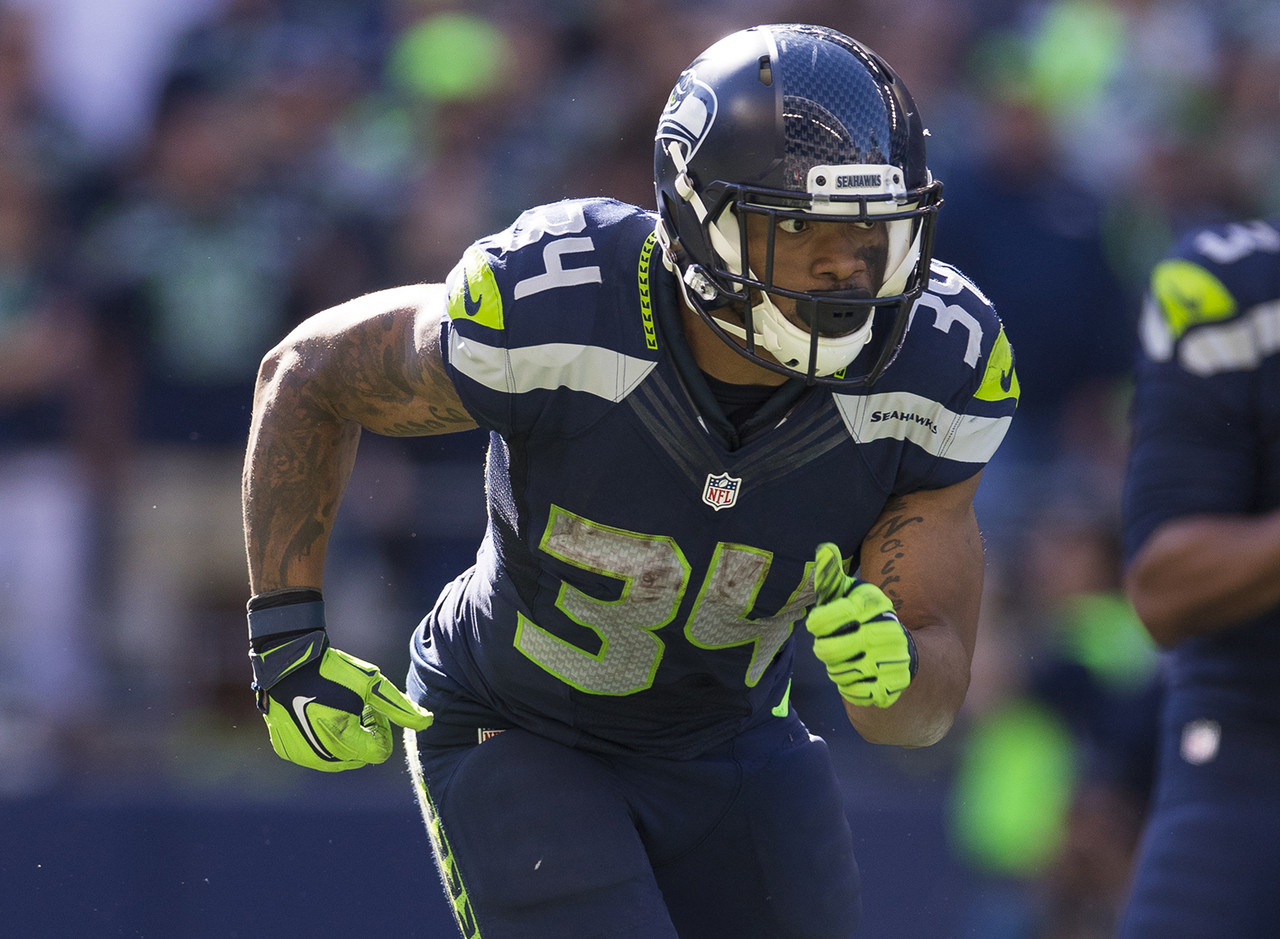 Rawls didn't play in Week 10, but is on track to return soon for the Seahawks. Christine Michael has only rushed for 65-plus yards twice on the year, and it might be time for The Awakening to go back to sleep. Rawls still has a high ownership percentage, but it's worth scanning waiver wires just in case. He has league-winning potential if he returns and assumes a workhorse role, though Seattle's late-season schedule is littered with staunch run defenses (Carolina, Green Bay, Los Angeles, Arizona) and rookie C.J. Prosise is looking like an emerging playmaker. FAAB suggestion: 15-20 percent.