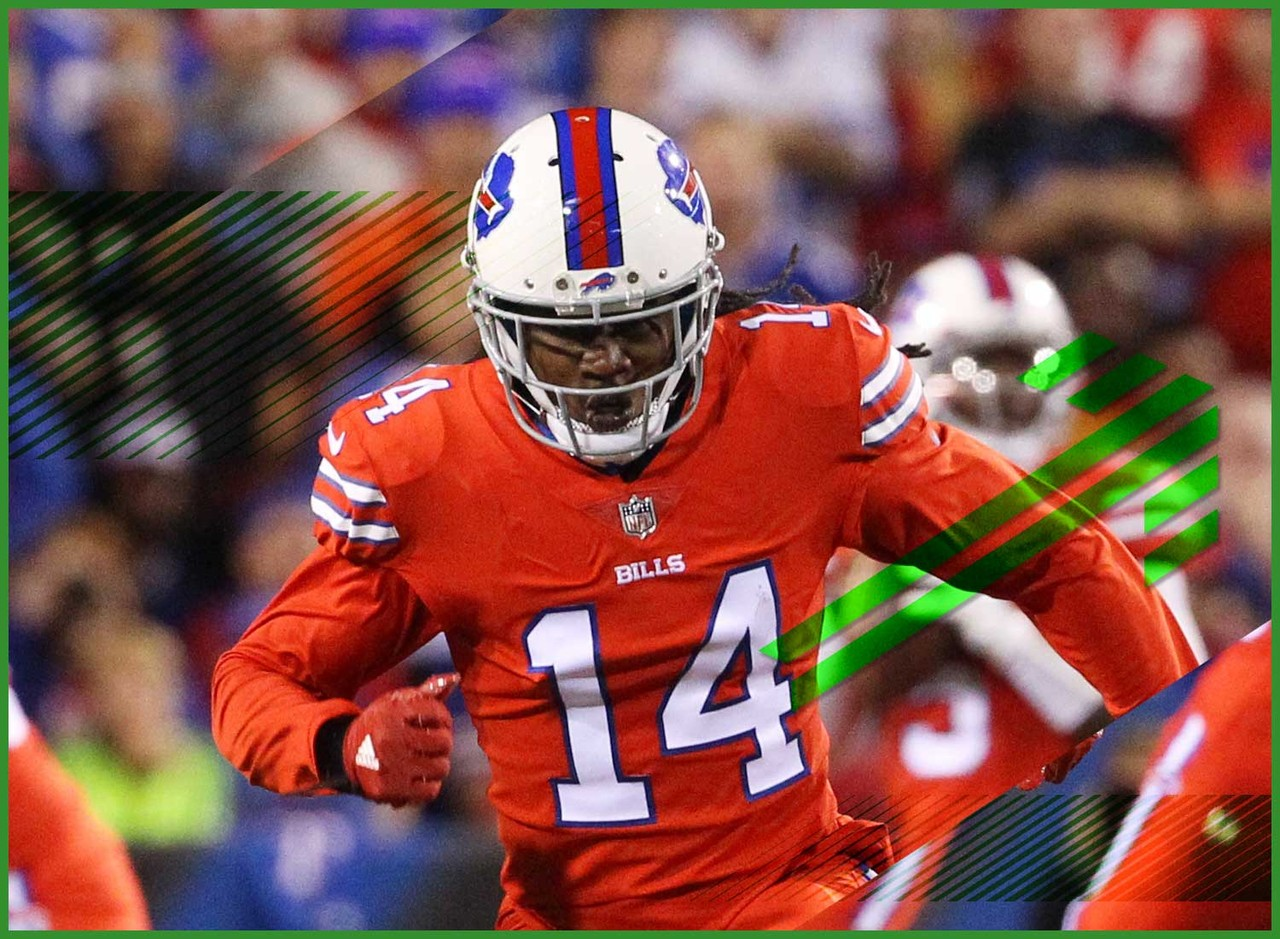 Sammy, it's been awhile since we've seen you. Week 2 to be exact. But it's good to read that the talented Bills receiver says he's feeling good and is hoping to play Sunday against the Jaguars. It would be a welcome sight for Tyrod Taylor since Buffalo could be without Robert Woods. If nothing else, it's just nice to know that Watkins is at least back in our fantasy lives for the stretch run.