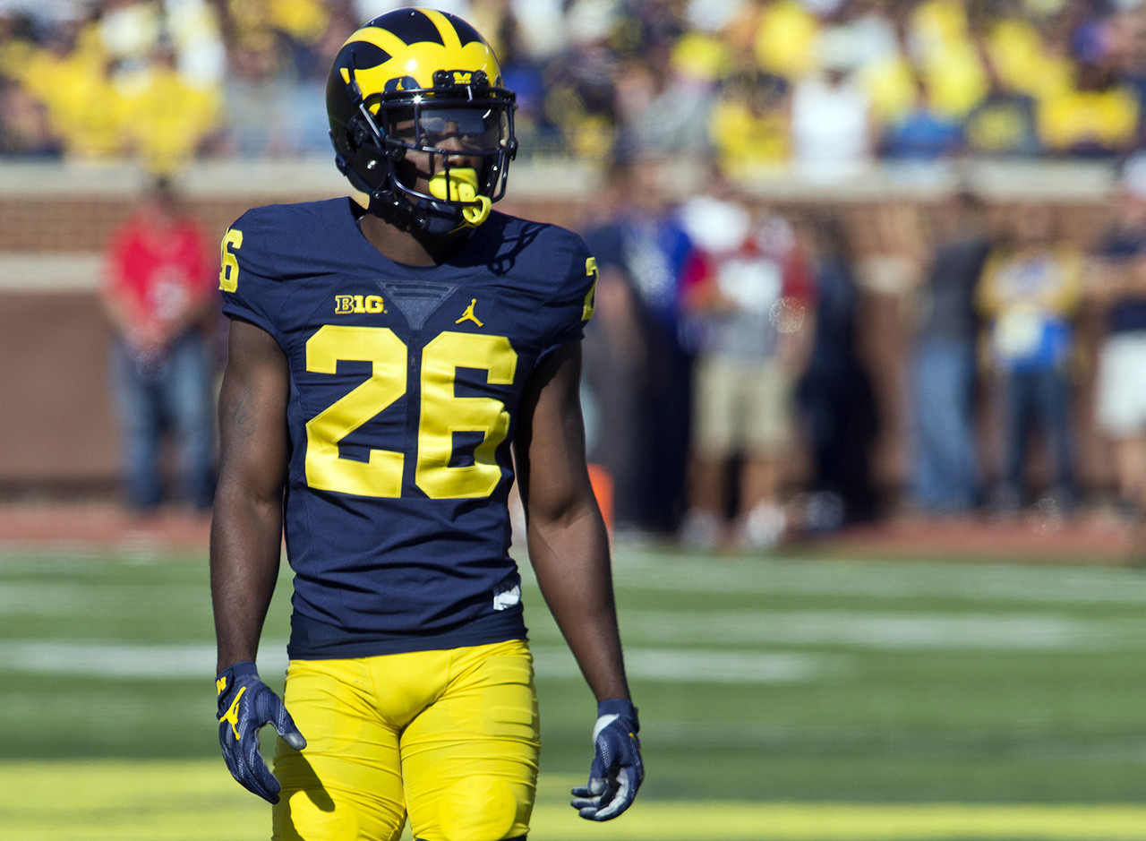 <b>Game:</b> Orange Bowl (vs. Florida State), 8 p.m., ESPN<br> The 2016 season didn't start off so well for Lewis, as he missed the first three games with various injuries. Once on the field, however, the Wolverines and their opponents felt his presence. The All-American and Big Ten Defensive Back of the Year spent October and November in the hip pocket of receivers, intercepting two passes and breaking up 10 others. Though more slight than scouts prefer in a corner, Lewis has added weight and is as aggressive in man coverage as any 6-foot-plus defender.