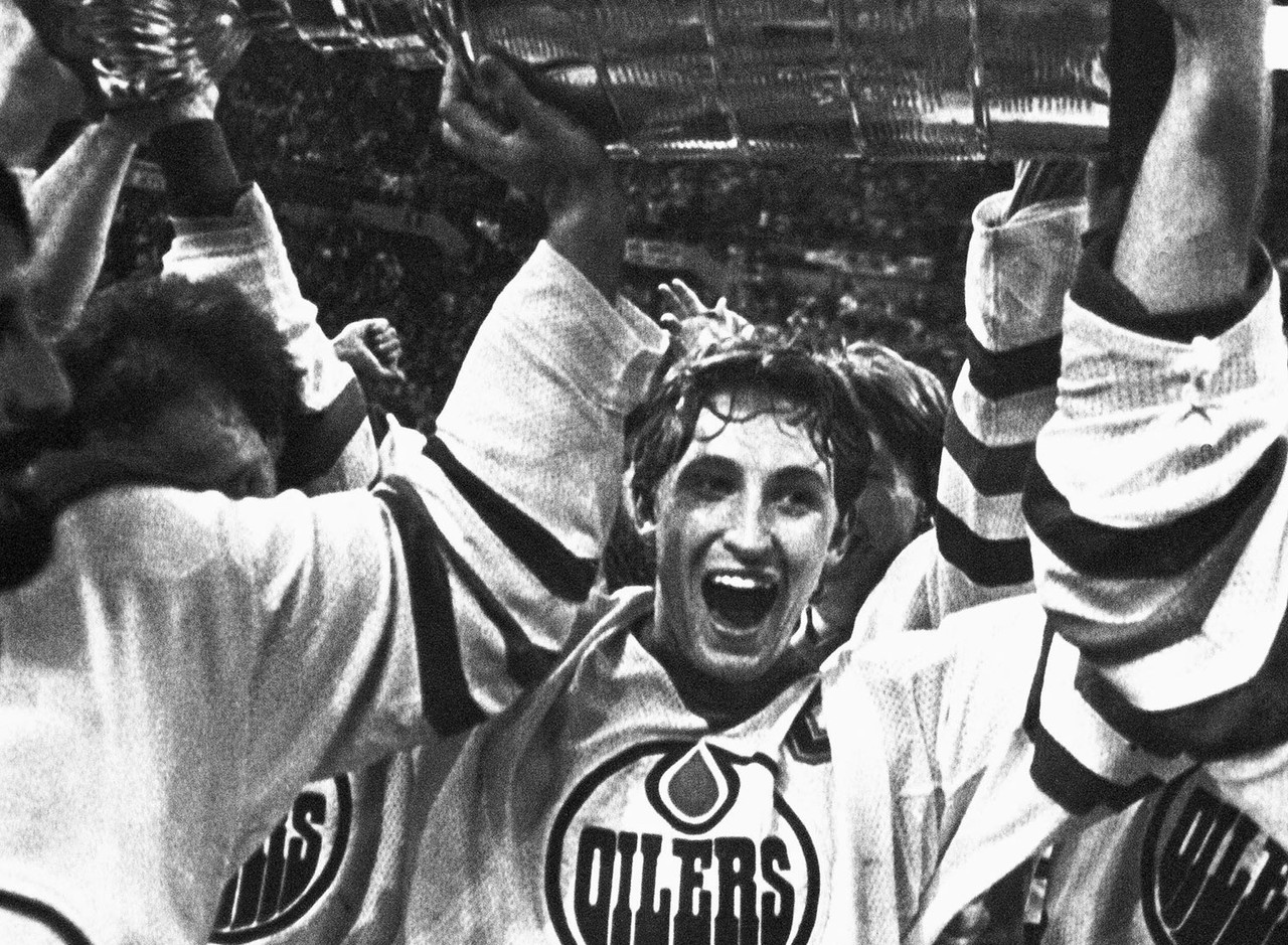 "The Oilers won five championships in seven years (1984, 1985, 1987, 1988, 1990). They had the greatest player in the history of not only hockey, but perhaps of all sports: Gretzky.<br />   <br /> That's how great the Great One is -- you don't need to hear his first name to know who I am talking about.<br />  <br /> He was the best, but here's the thing -- <a href=""https://www.nhl.com/news/wayne-gretzky-traded-to-kings-28-years-ago/c-281301452"" target=""_blank"">the Oilers traded</a> (more like sold) Gretzky to the Kings in 1988 and <i>still</i> won a title in 1990 based on the strength of the team. The Chicago Bulls didn't win without Michael Jordan. The Los Angeles Lakers struggled after Magic had to retire. So, yeah. That's significant.<br />  <br /> Also, quit crying, <a href=""http://awinninghabit.com/2015/06/22/montreal-canadiens-the-true-hockey-dynasty/"" target=""_blank"">Montreal Canadiens fans;</a> there were six teams in the NHL until 1967. SIX!"