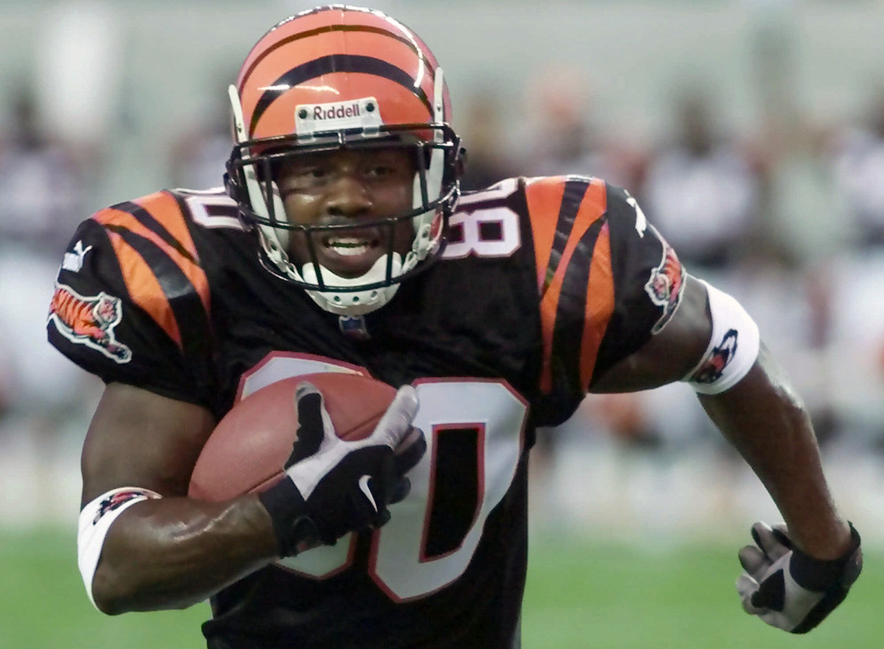 Peter Warrick, WR, Cincinnati Bengals (2000)