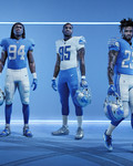 The evolution of the Detroit Lions uniform