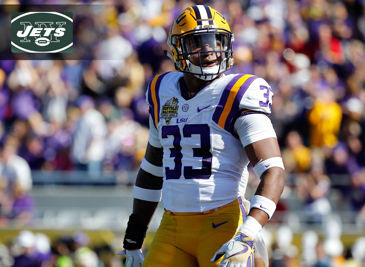 <b>Drafted:</b> Round 1, No. 6 overall.<br /> <br /> This tough, physical player can be effective in the box or in pass coverage. He's very smart and has great character -- Adams is the only player in LSU history to have served as a game captain as a freshman. He will be a Day 1 starter and an eventual Pro Bowler for the Jets, who have a stud safety for the next 10 years. I know Adams' father, George, who was drafted in the first round by the Giants in 1985. Jamal Adams is one of the nicest people you'll ever meet in your life, but he's also a tough S.O.B.