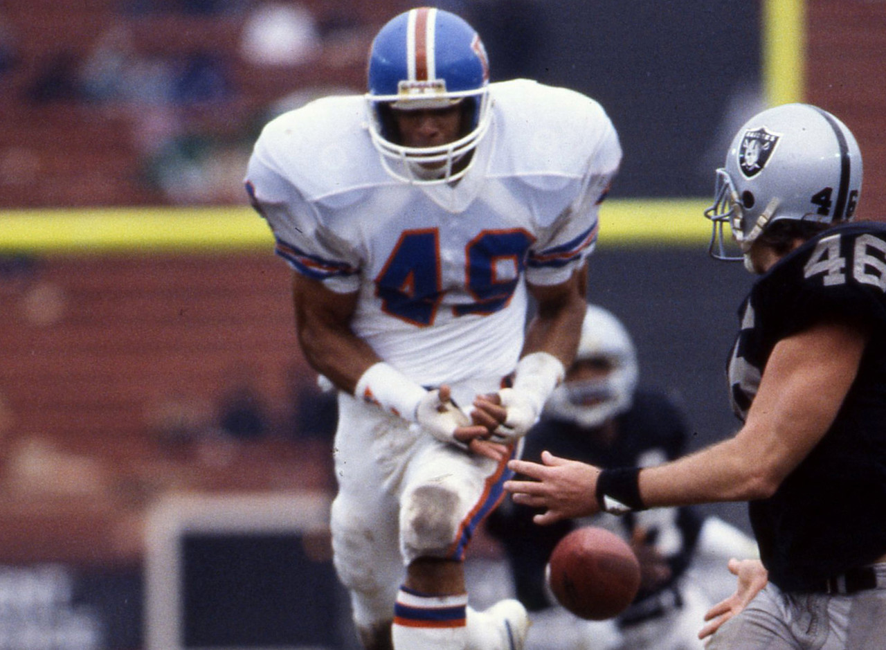 Denver Broncos, 1981-1994<br> » Voted to six Pro Bowls<br> » 30 career interceptions<br>