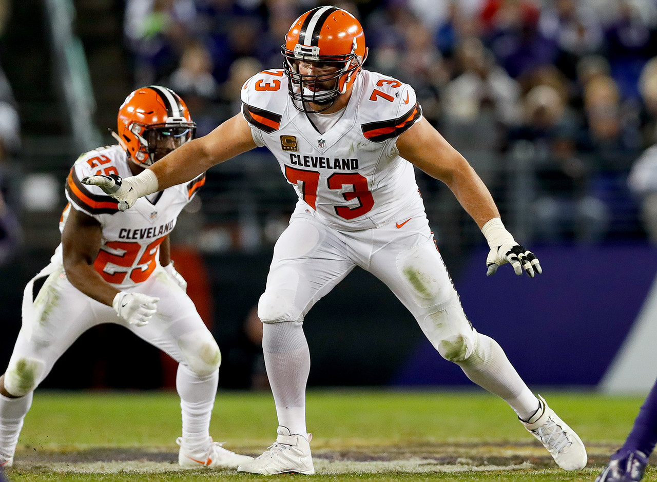 Cleveland Browns: Joe Thomas, LT