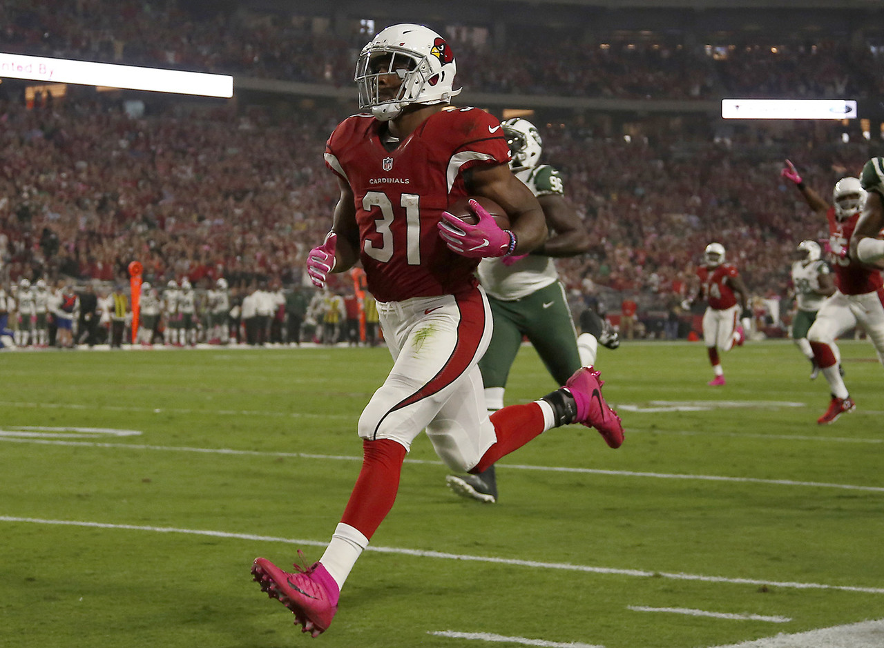 Arizona Cardinals: David Johnson, RB