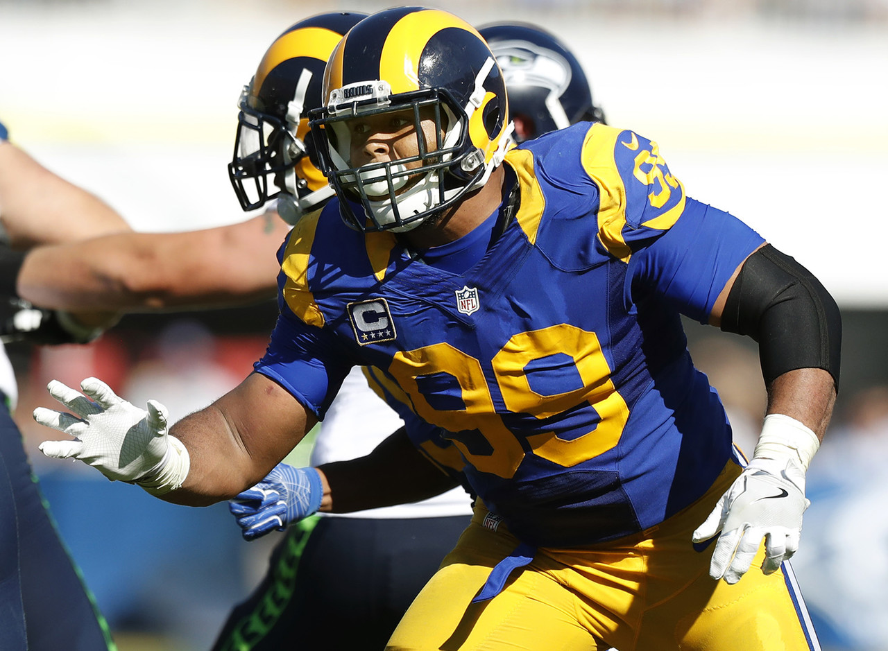 Los Angeles Rams: Aaron Donald, DT