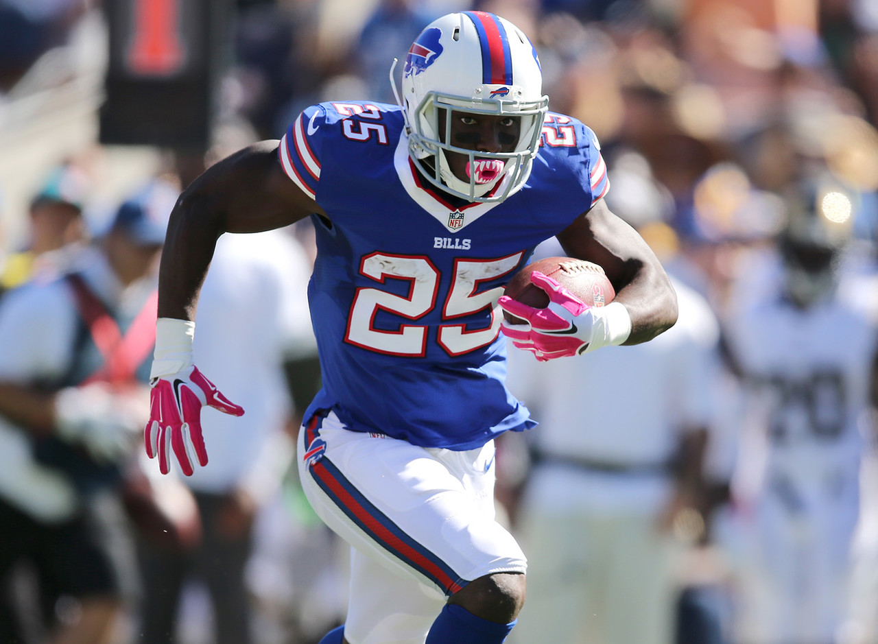 Buffalo Bills: LeSean McCoy, RB