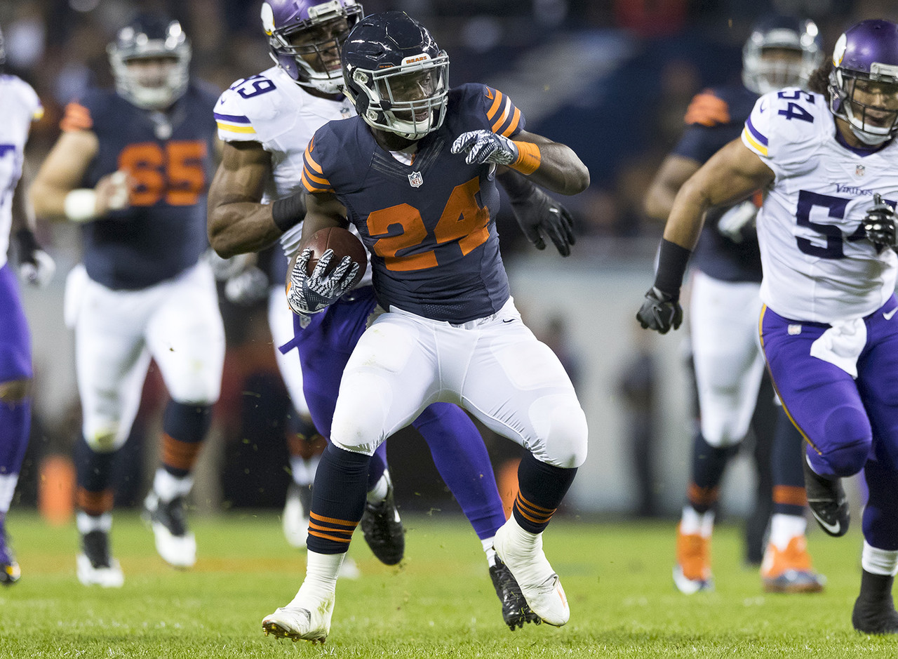 Chicago Bears: Jordan Howard, RB