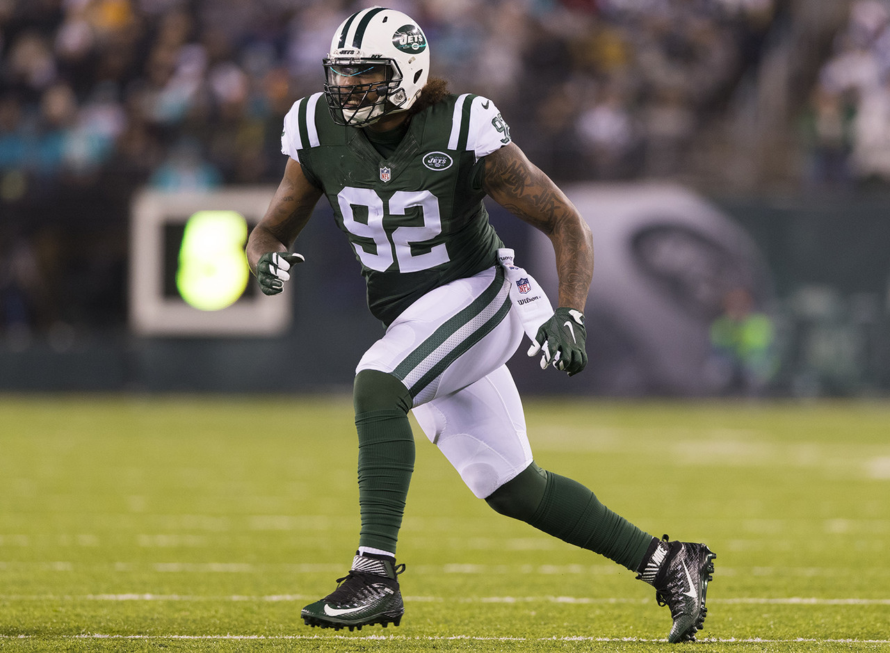 New York Jets: Leonard Williams, DE
