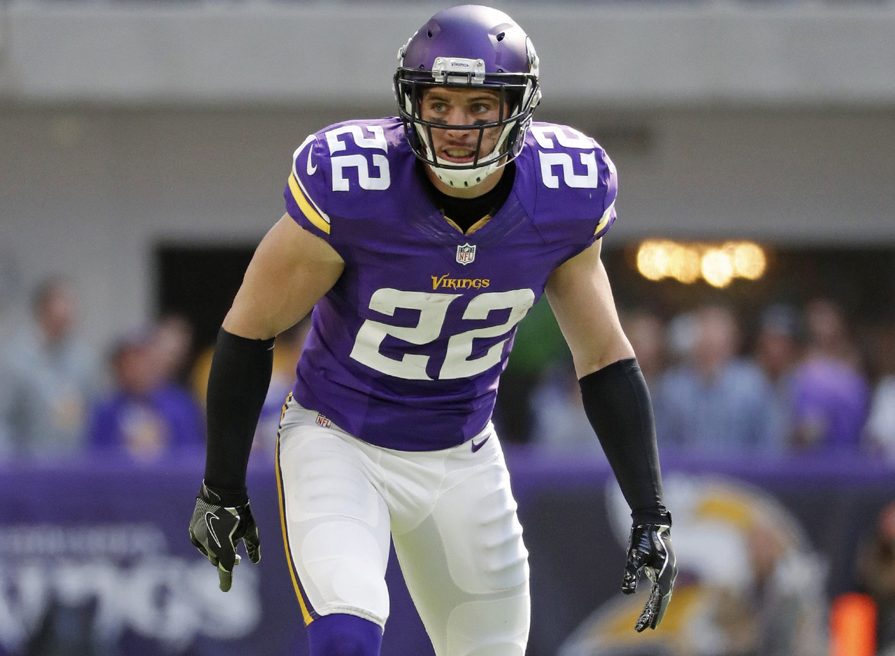 Minnesota Vikings: Harrison Smith, S