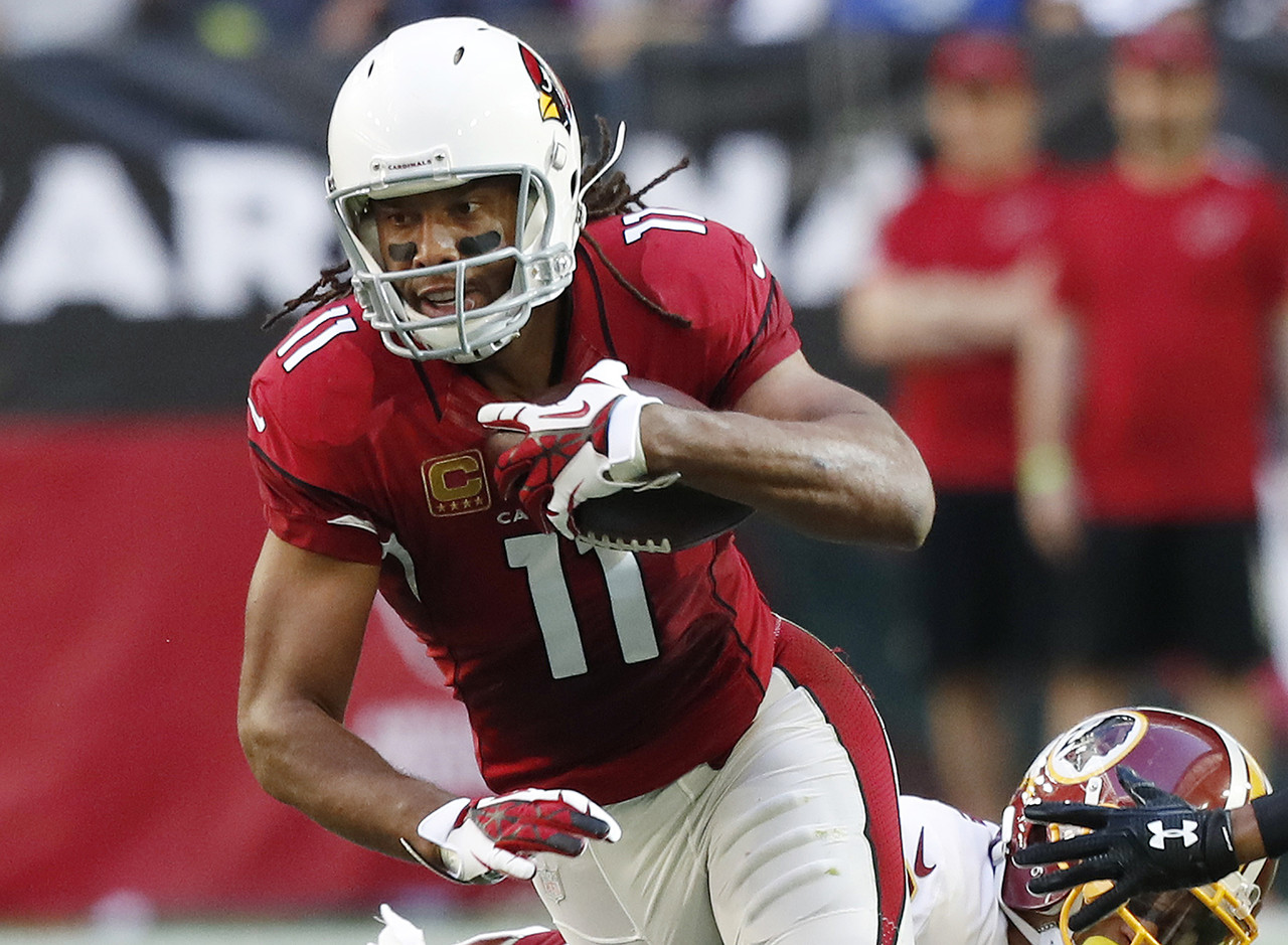 Arizona Cardinals: Larry Fitzgerald (13 seasons of NFL experience)