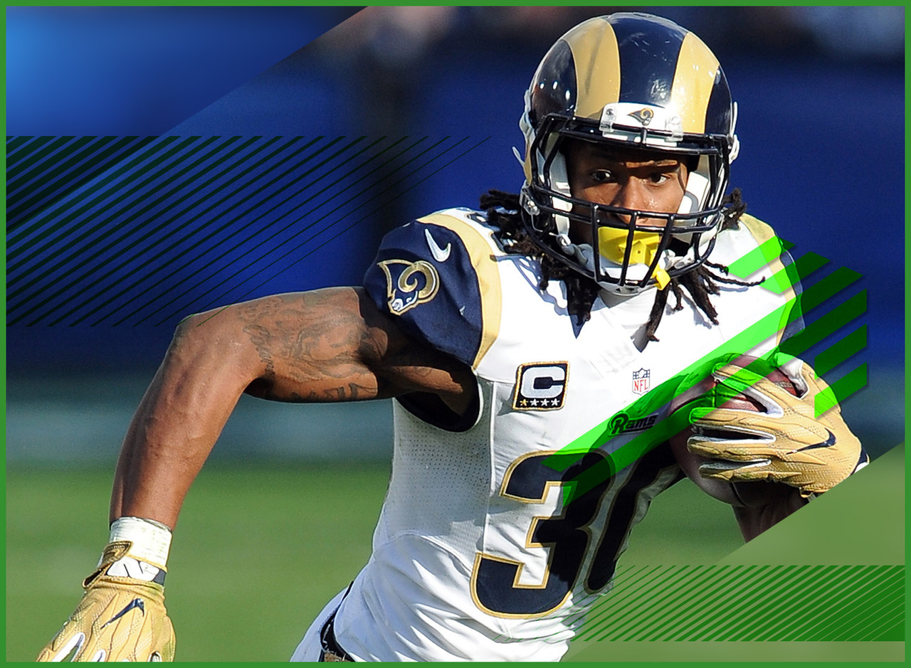 Fantasy Football Stock Watch Todd Gurley to see more tar s