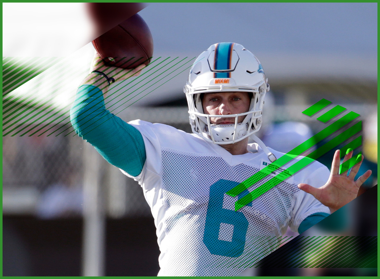 Going from not playing to playing will do wonders for your fantasy draft value. Now that Cutler is on a roster in Miami and apparently on track to be the Dolphins starter, he'll have some late round appeal in plenty of leagues. Keep in mind that Cutler is 34 years old and coming off shoulder surgery, so you'll have to keep the expectations in check. Maybe the better news is what this potentially means for Jarvis Landry, DeVante Parker and Julius Thomas, who shouldn't see a dip in their projections.