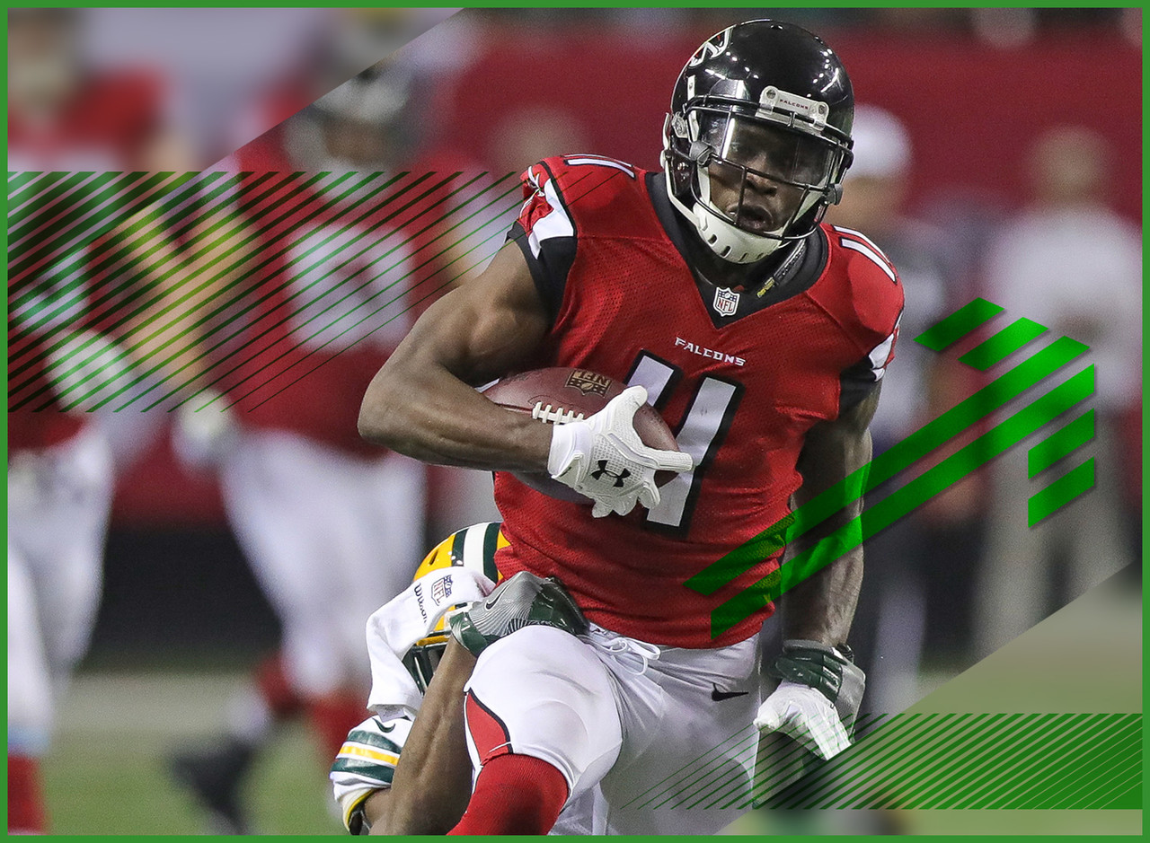 Yes, I know ... Jones was already pegged to go in the first round in plenty of drafts -- likely within the first five picks on some. But now comes word that the Falcons would like to target him more in the red zone this season. Perhaps the only knock on Jones was his lack of touchdowns. And even that was a quibble. Hopefully, we can now kill that narrative altogether.
