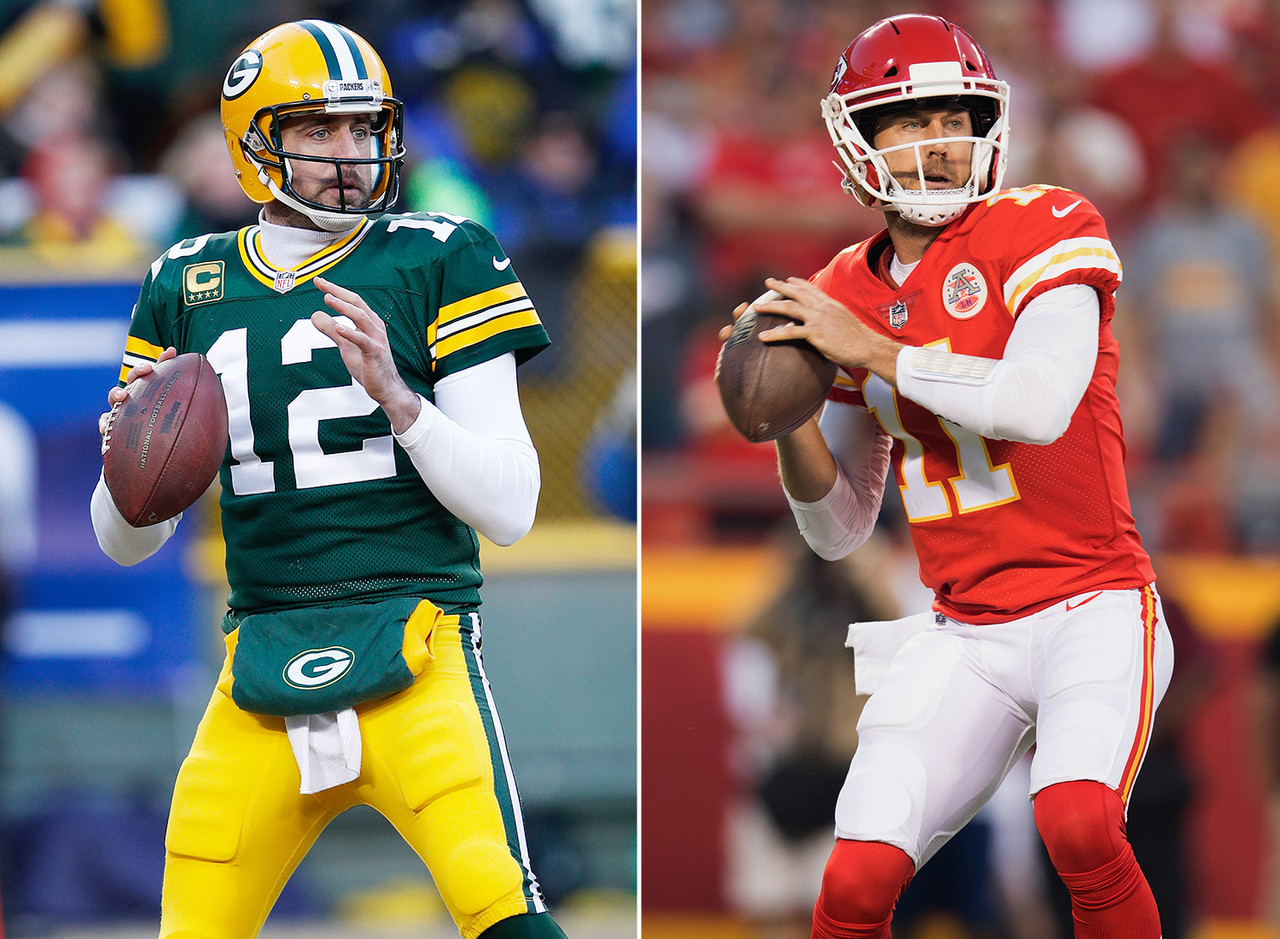 "<b>Notables:</b> Aaron Rodgers, Alex Smith, Ryan Fitzpatrick, Matt Cassel, Jason Campbell, Kyle Orton, Derek Anderson<br><br>  Other than Rodgers, who became one of the best quarterbacks in league history after sliding to the 24th overall pick in 2005, there isn't a lot of ""wow"" in this class. However, only two other classes have produced as many four-year starters as this one (six; 1971 had seven, 1987 also had six). Smith carried over the success he had late in his career with the Niners to Kansas City, becoming one of the more consistent starters in the league since 2011. Fitzpatrick's interceptions have been a bugaboo, but starting a majority of games in nine NFL seasons as a former seventh-round pick is a major accomplishment. He's now a backup for the Bucs. Campbell, Orton, and Anderson all flashed as starters -- Anderson is still kicking around the league as a reliable veteran backup for Cam Newton in Carolina."