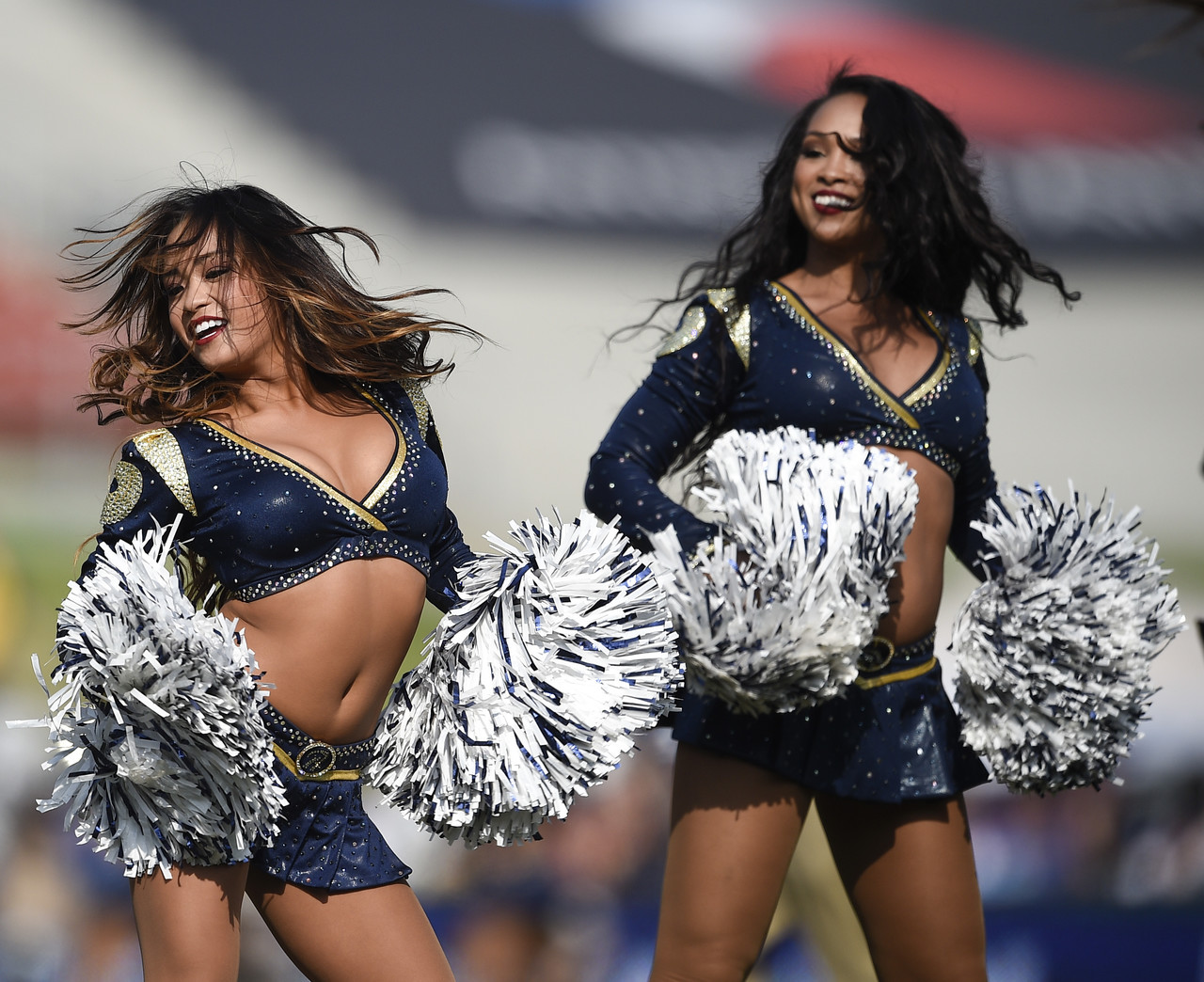 The Chargers' latest program included an embarrassing San Diego gaffe