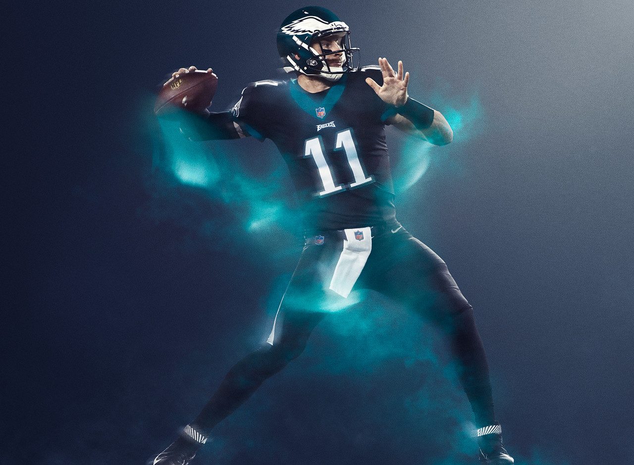 Eagles Color Rush Jersey