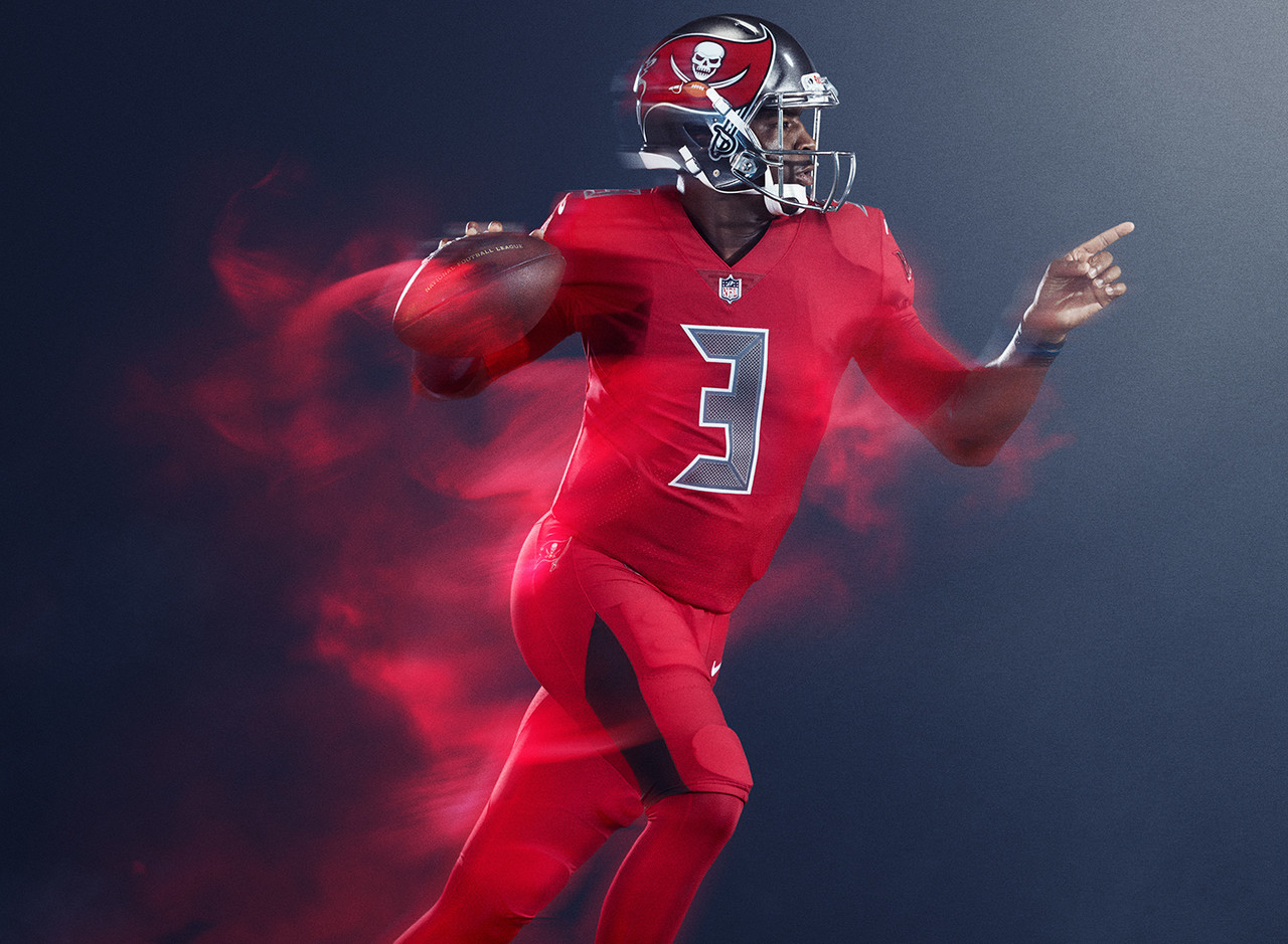 tampa bay bucs color rush jersey 06e8e4a0b